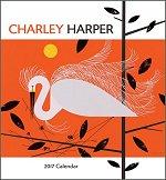 2017 Charley Harper<br>Art Wall Calendar