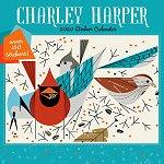 2020 Charley Harper<br>Sticker Wall Calendar Kids