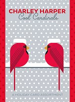 Harper Cool Cardinals<br>Boxed Holiday Cards