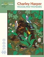 Woodland Wonders - 1000pc<br>Harper Jigsaw Puzzle