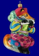 Fox Flutist<br> Royal Court Musicians