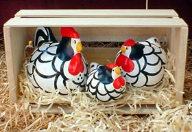 Pencilled Hamburg<br> NZ Happy Hens