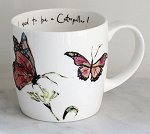 I Used to be a Caterpillar<br>Anna Wright York Mug