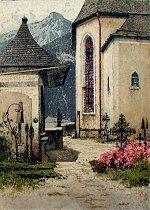 Hallstatt - Austria<br>by Josef Eidenberger