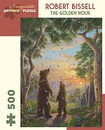 The Golden Hour - 500pc<br>Robert Bissell Puzzle