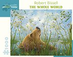 The Whole World - 1000pc<br>Robert Bissell Puzzle