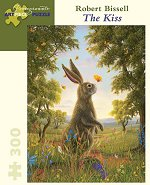 The Kiss - 300pc<br>Robert Bissell Puzzle