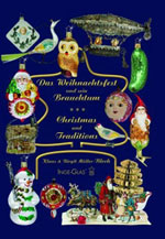 Christmas & Traditions – 160 pages of German Glass Ornaments and tradition – Inge-glas