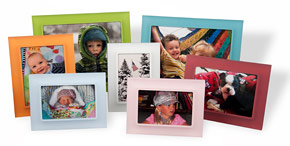 Thick Sanded Acrylic photo frames – Prisma by Bella Moulding