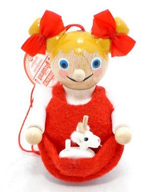 German Heidi<br>Steinbach Ornament