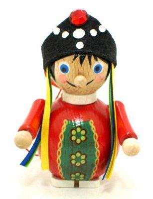 Hungarian Teeny<br> Steinbach Ornament